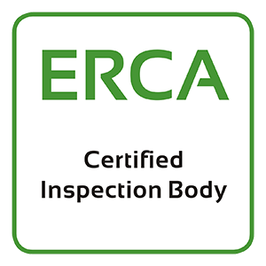 ERCA Cretified Inspection Body