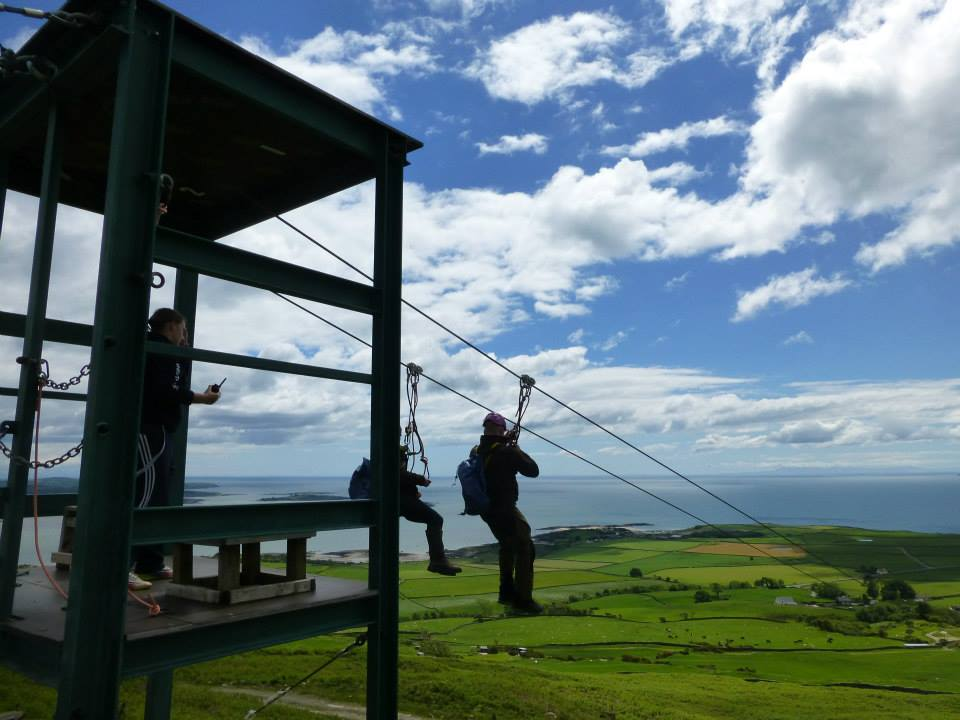Laggan Outdoor – Zip Wire
