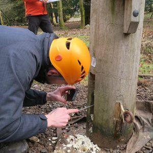 ERCA Wood Pole Inspector