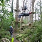 15. Squirrels Scramble - rescue training