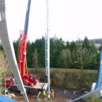 23m Rear Lifting Pole