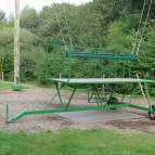 3 Person Giant Swing With Rolling Access Platform
