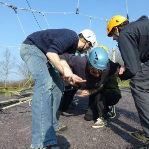 ERCA Low Ropes Instructor