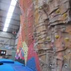 Climbing wall 1