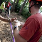 ERCA Temp Low Ropes Course