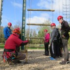 High Ropes Training Courses