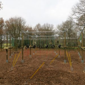 High Ropes Course – Continuous Belay System – Ewhurst