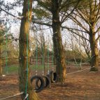 Jersey Youth (Crabbe Centre) Low Ropes
