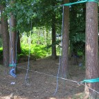 Temporary Low Ropes - Grapevine