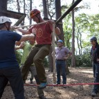 Low Ropes Fun