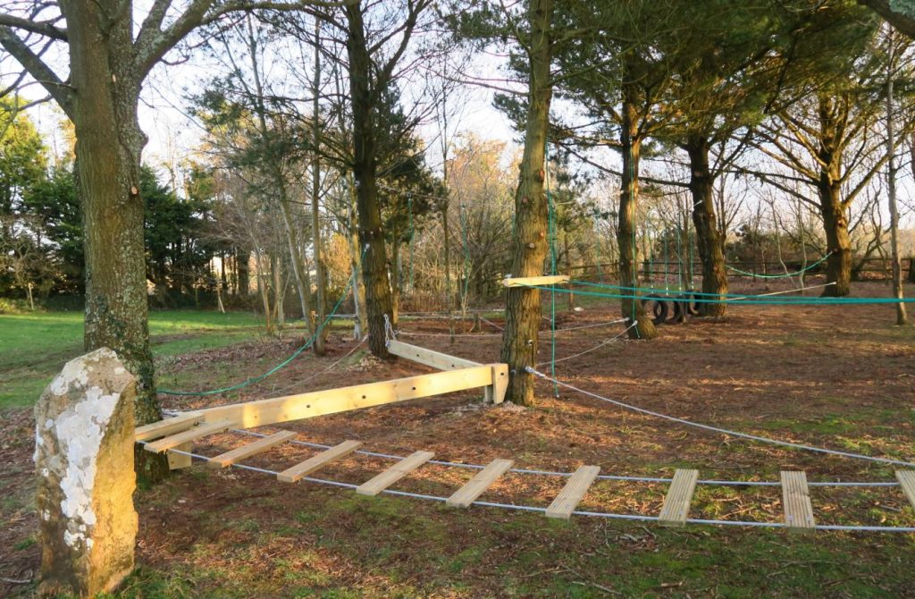 Jersey Youth Low ropes