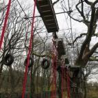 Non Invasive Ropes Course
