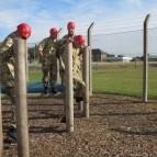 Peg Pole Challenge