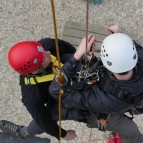 Ropes Course Rescue Training