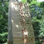 Slab Face Climbing  & Abseil Tower