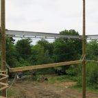Hindleap Warren Niko-Rail Course Left View