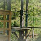 Calvert Trust Lake District Accessible Course Left View