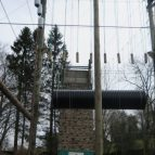 Brathay High Ropes Course