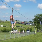 Temporary Event Zip Wires