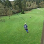 Zip Wire Training