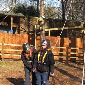 Traditional Ropes Course Facilitator